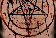 satanic / i really missed you, satan.