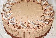 Schoko Sahne Torte