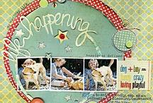 Scrapbooking / by Sherri Mackinson