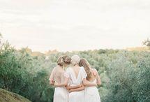 gals / Social loves lovely bridesmaids.