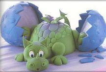 динозавр дракон
