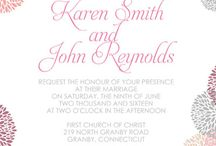 S & J Wedding Inspiration
