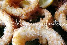 Ricette di pesce / Non fritto