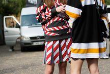 Fashion Prints: On The Street