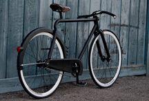 Fixies and bikes