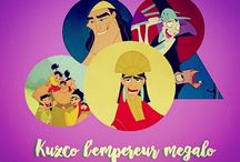 KUZCO L'EMPEREUR MEGALO. (my collect') / ©LauryRow. / https://www.facebook.com/pg/Disneycollecbell%20/photos/?tab=album&album_id=604666126281748