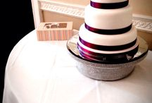 Beautiful, Bespoke, Personal Wedding Cakes / Each client is unique, and their cake is designed to reflect their personality. That's why I do what I do...