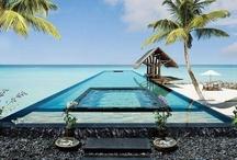 Pool and beach / by Daniela Verrone