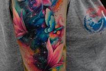 Tattoo ręka