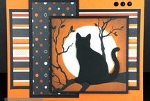 Stampin Up Spooky Night