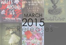 TBR / Books that are currently awaiting to be read.