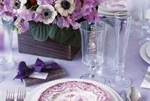 Table Settings  / by Kimm Furlotte