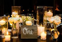 Wedding Decoration With Candles & Laterns