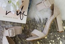 Shoe Style / A board of all of your casual wedges, heels, flats and sandals! From dressing up with heels for work or a special occasion to going casual with sandals for the weekend we've got the shoes just for you!