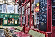 Cafés,bares y restaurantes