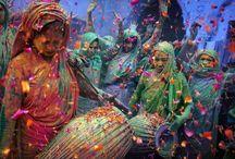 Festivals / Fêtes et festivals du monde