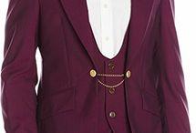 Westwood style blazer