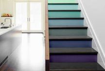 Colours: Foyers & Stairs