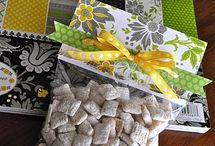 Homemade Gifts/Give-aways / by Sarah Hill
