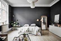 Sovrumsinspo / Här hittar du miljöbilder till dig som söker inspiration till sovrummet!
