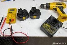 reparatie baterii scule electrice