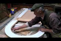 Historic door restoration and millwork