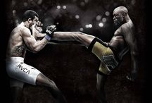 MMA UFC Fighting