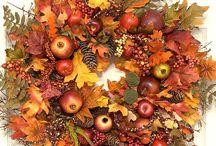 Dekoracje jesień Halloween