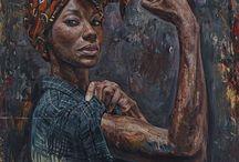 Αφροαμερικανίδες