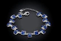 Wunderschön+Silverplated Armband für Damen mit facettierten Harz-Steine 14,9 g 21,90 Euro