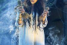 ведьма магия волшебство