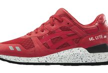 ASICS // ZAPAS / SNEAKERS / #asics #sneakers #trainers #asicsgellyte #onitsukatiger