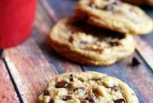 Chewy chocolate chips cookies