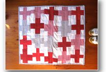 Crosses Quilts / by Maureen Mandy
