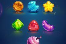 сладости иконки