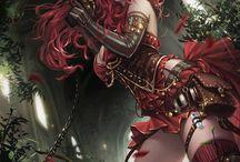 Fantasy firearms/Steampunk