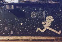 murals / street art