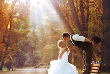 Autumn Wedding Colors / Autumn wedding ideas