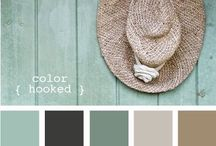 Home paints and color variations