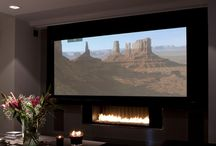 Media Rooms / Home theaters