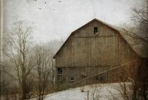 barns / by Ramona Ford