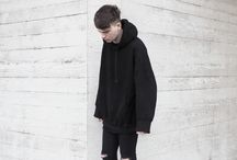 ByTheR- Unique Sophisticated Classy Street Punky Fashion / http://en.byther.kr/
