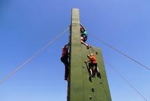 Climbing Wall - Picobello Trekking+ / Climbing and climbin lessons on our own climbing wall