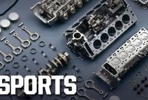 "Motorsports / ""Teams have won championships and have never achieved first, second or third place, only through consistency of crossing the finish line at every race. The CryoHeat Metal Treatment has made this possible for them by simply relieving the built in stress in metal and adding longevity to their parts"""