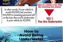 Underwater Car Loan