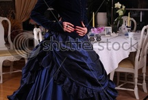 1890s and other Vintage Clothing