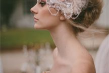 Headpiece Heaven... / Because it's not just about the dress...