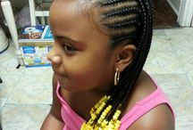 adorable hair style for kids