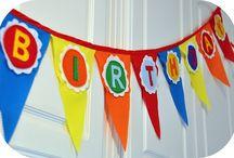 Birthdays & Party Stuff / by Roxane Griffin Haynes