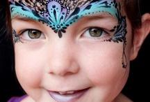 Face painting - pintura facial